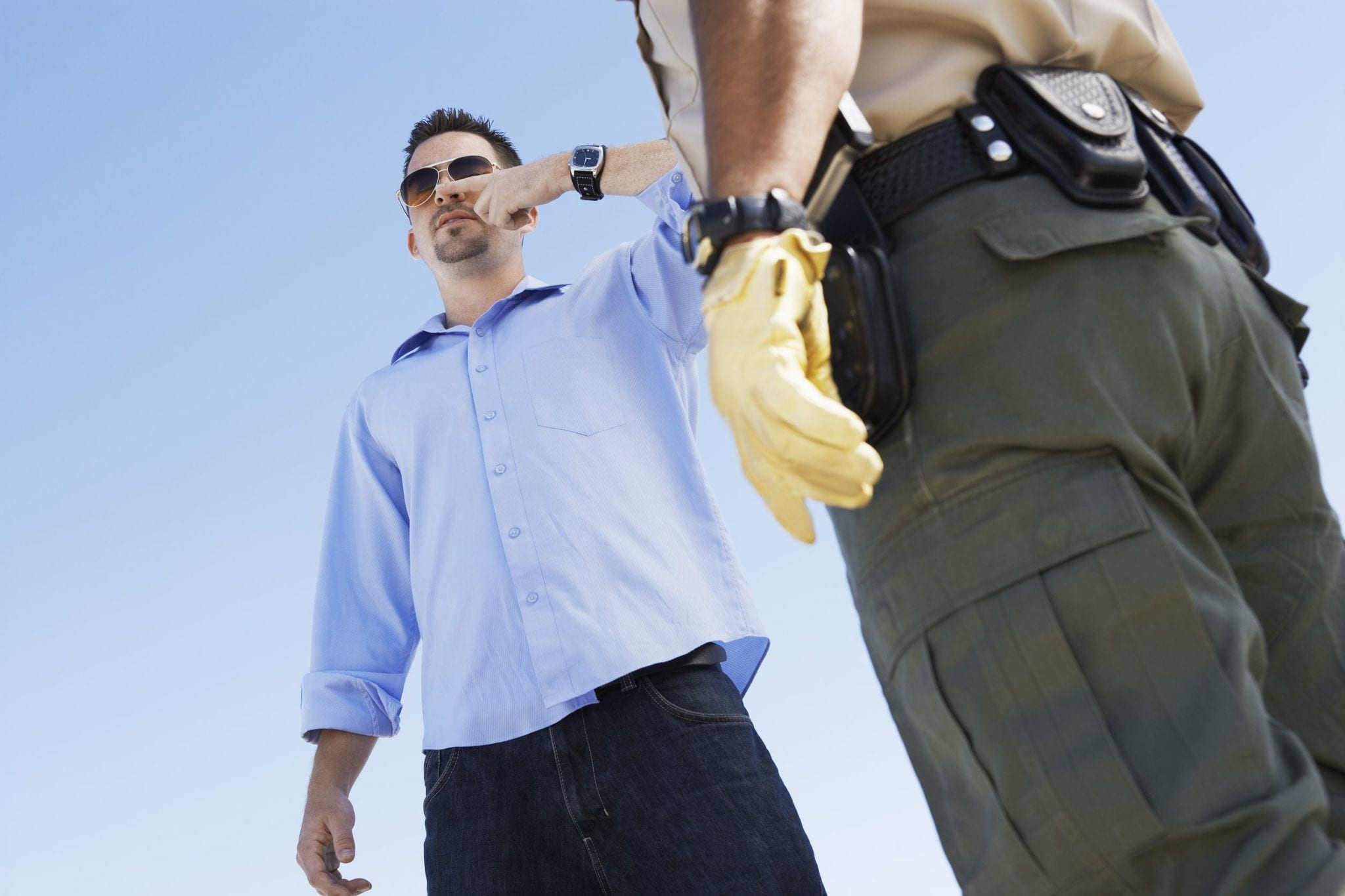 What You Can Expect If a Texas Officer Pulls You Over for DWI