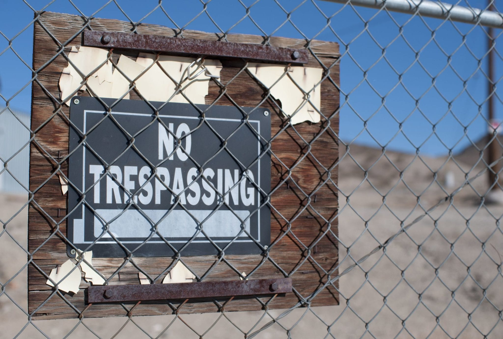 What If You Didn't Steal Anything? Understanding Texas Criminal Trespass Charges